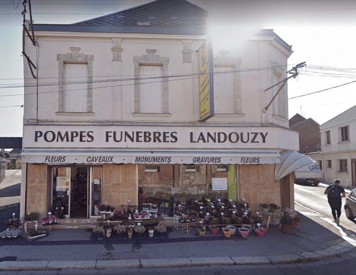 Photographie Pompes Funèbres LANDOUZY de Saint-Quentin