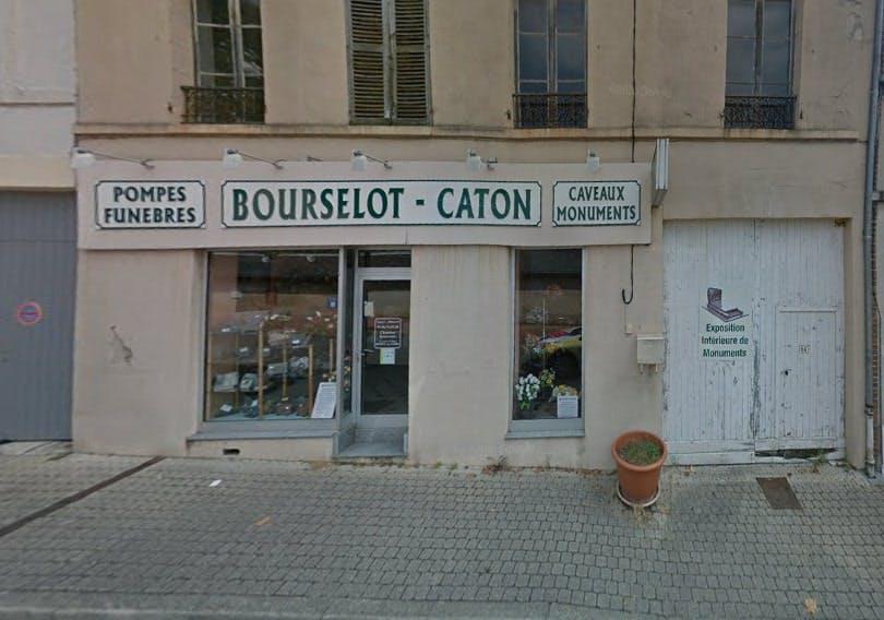 Photographies des Pompes Funèbres Bourselot Caton à Bléneau