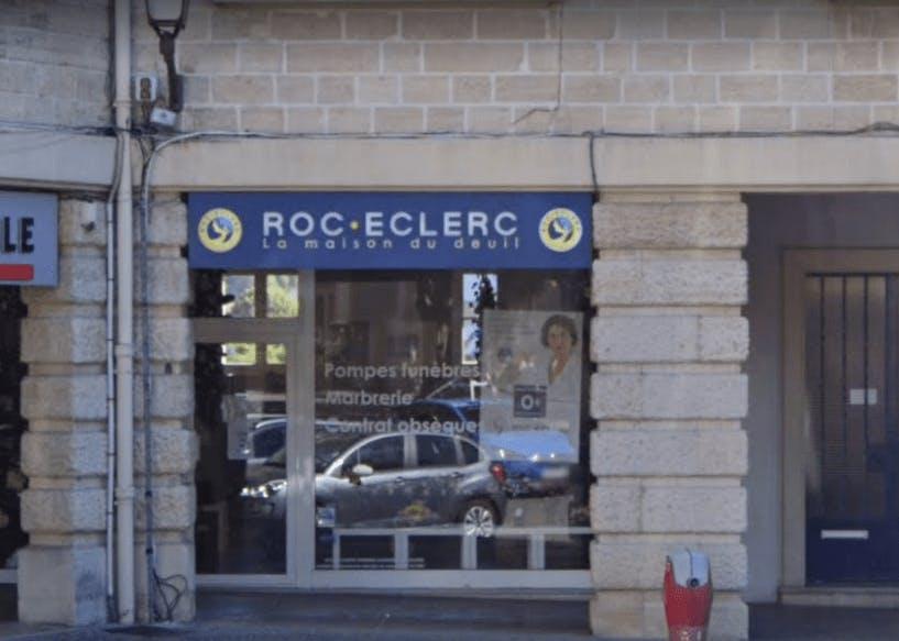 Photographie Pompes Funèbres Roc-Eclerc de Mantes-la-Jolie