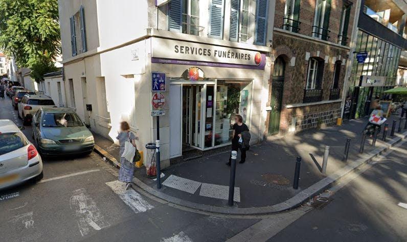 Photographie Pompes Funèbres Générales Montreuil