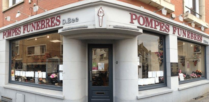 Photographie Pompes Funèbres Bée de Saint-Omer