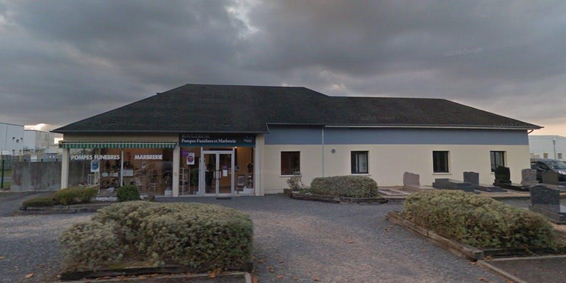 Photographies des Pompes Funèbres et Marbrerie Rougereau à Dives-sur-Mer