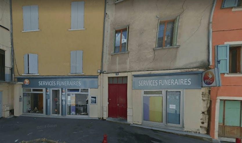 Photographie Pompes Funèbres Générales de Digne-les-Bains