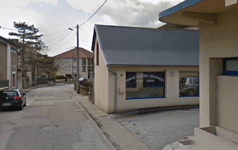 Photographie de Pompes Funèbres Régionales TONIN-COIFFET de la ville de Culoz