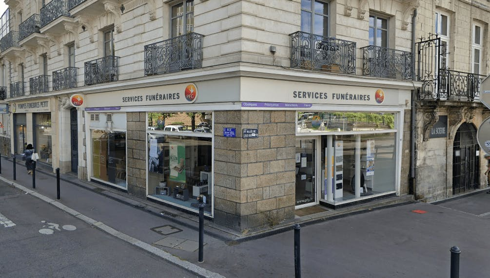 Photographie Pompes Funèbres Générales à Nantes