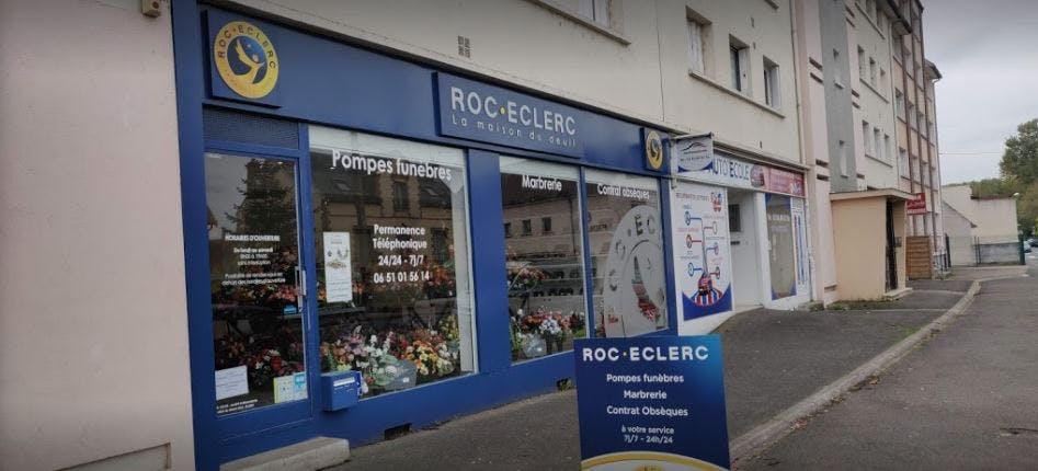 Photographie Pompes Funèbres Roc-Eclerc Sens