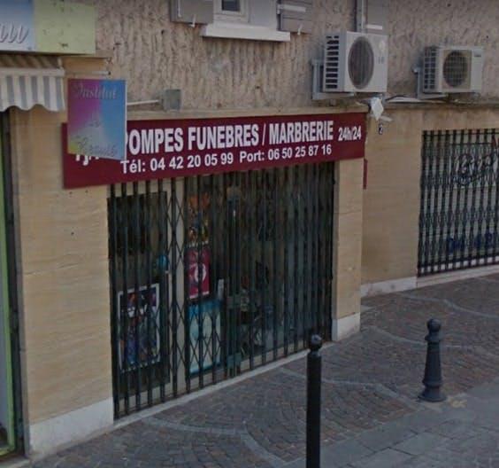 Photographies De Provence Azur Funéraire au Puy-Sainte-Réparade