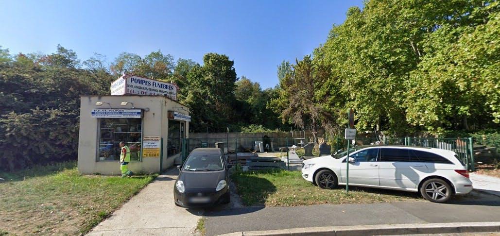 Photographies des Pompes Funèbres Marbrerie Nunes à Noisy-le-Grand