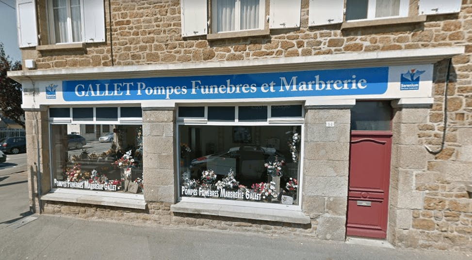Photographie Pompes Funèbres et Marbrerie Gallet de Saint-Malo