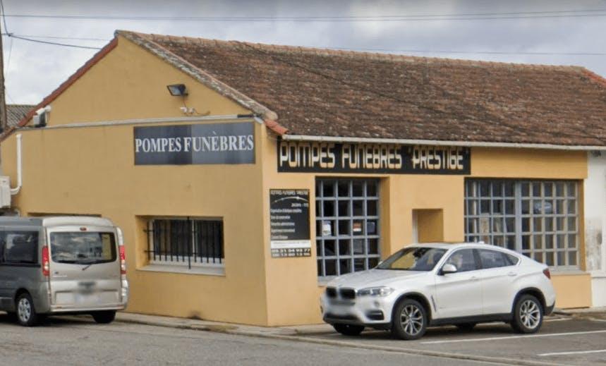 Photographie de la Pompes Funèbres Prestige à Portet-sur-Garonne