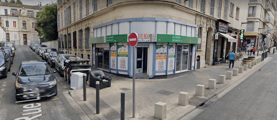 Photographie de la Pompes Funèbres Clary à Marseille