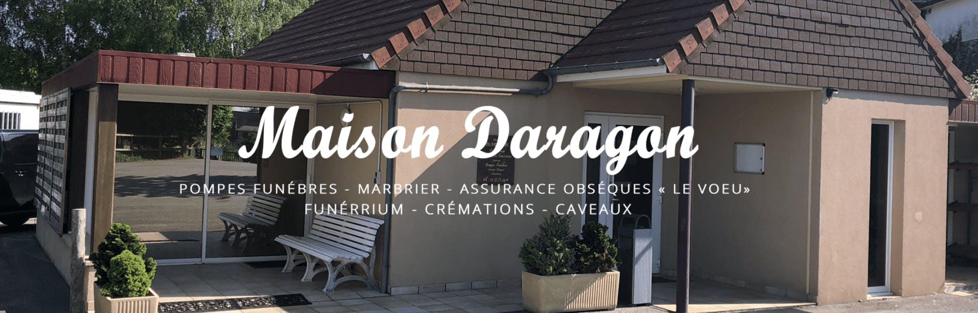 Photographie de la Pompes funèbres Maison Daragon de Arnac-Pompadour