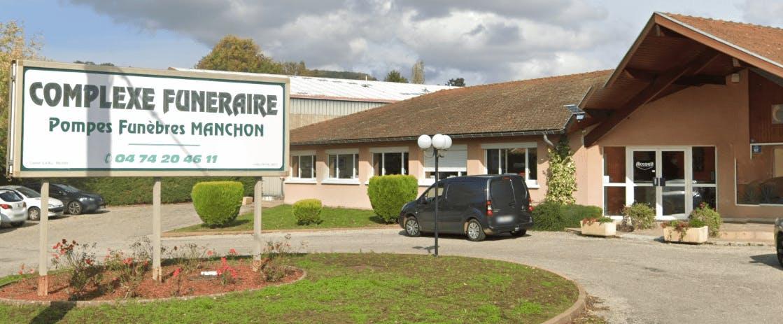 Photographie de la Pompes Funèbres Manchon dans La Côte-Saint-André