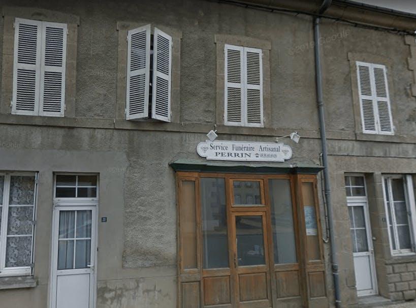 Photographie de la Service Funéraire Artisanal Perrin de la ville de Genouillac