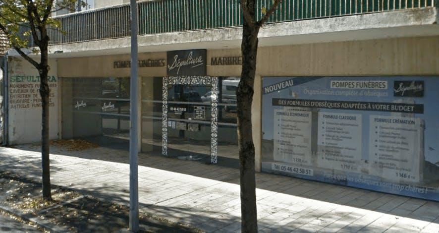 Photographie Nouvelle Sepultura La Rochelle