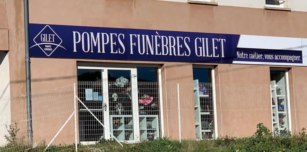 Photographies des Pompes Funèbres Gilet à Uzès