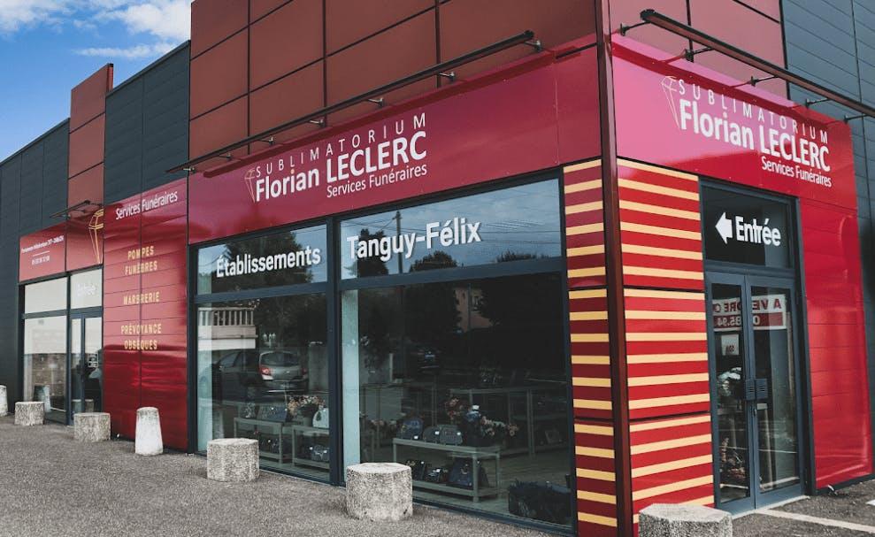 Photographie de la Pompes Funèbres Sublimatorium Florian Leclerc à Villeneuve-sur-Lot