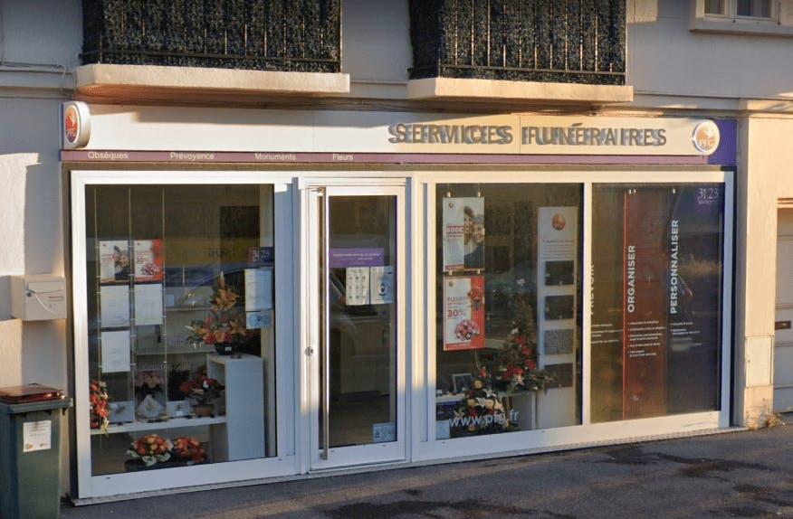 Photographie Pompes Funèbres Générales de Noisy-le-Sec