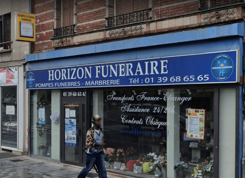 Photographie Horizon Funéraire de Sartrouville