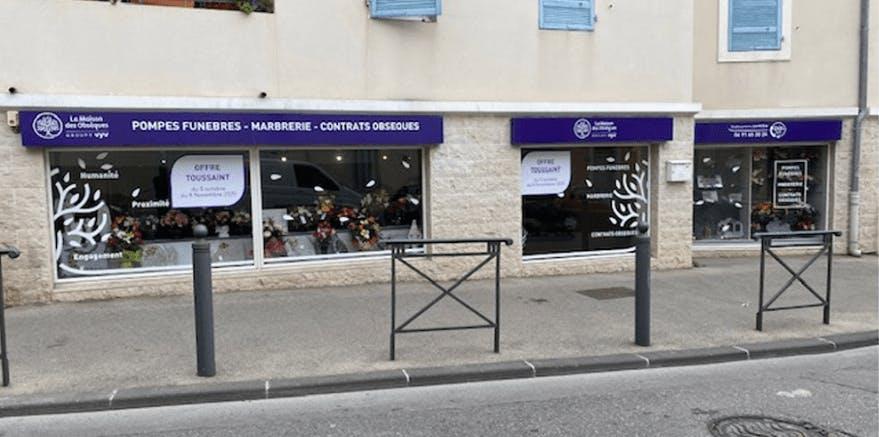 Photographie de Pompes funèbres Ets La Rosa - La Maison des Obsèques de Marseille