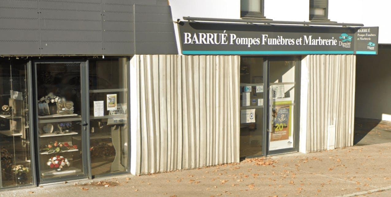 Photographie Pompes Funèbres BARRUE d'Aucamville