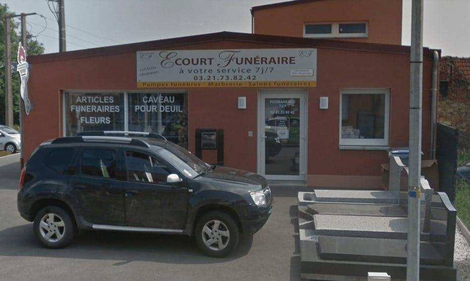 Photographie Ecourt Funéraire d'Écourt-Saint-Quentin