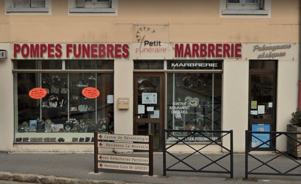 Photographie BY PETIT - Petit Funéraire de Jouarre