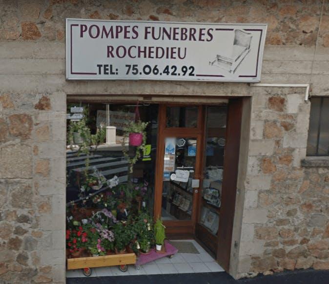 Photographie Pompes Funèbres Rochedieu de Lamastre