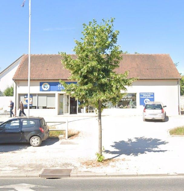 Photographies des Pompes Funèbres Roc'Eclerc à Auxerre