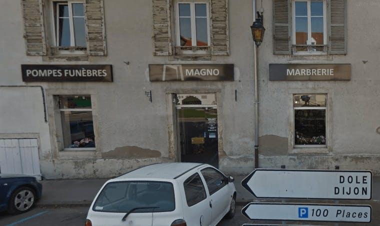 Photographie Pompes Funèbres MAGNO d'Auxonne