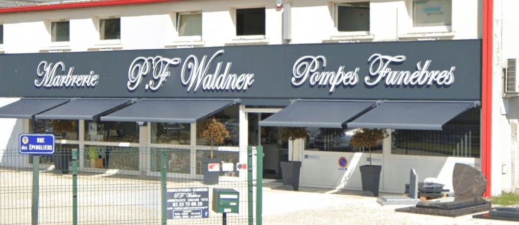 Photographie Pompes Funèbres WALDNER de Saint-André-les-Vergers