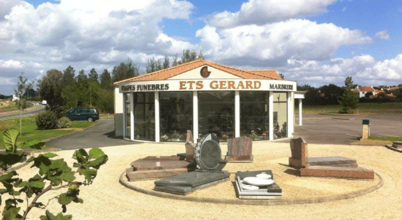 Photographie Services Funéraires GERARD et Fils du Loroux-Bottereau