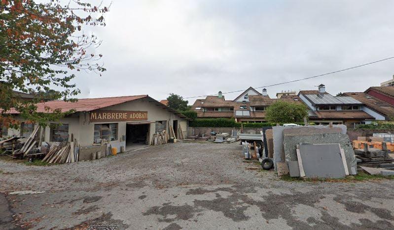 Photographie Marbrerie Adobati Thonon-les-Bains