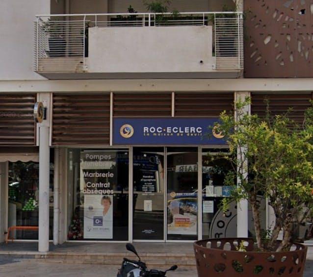 Photographies des Pompes Funèbres Roc'Eclerc à la Valette-du-Var