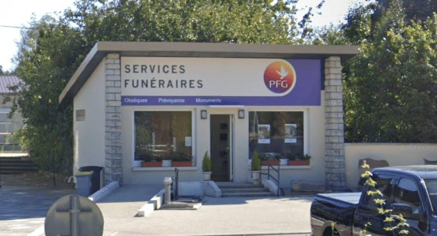 Photographie de la Pompes Funèbres Générales à Nogent-sur-Seine