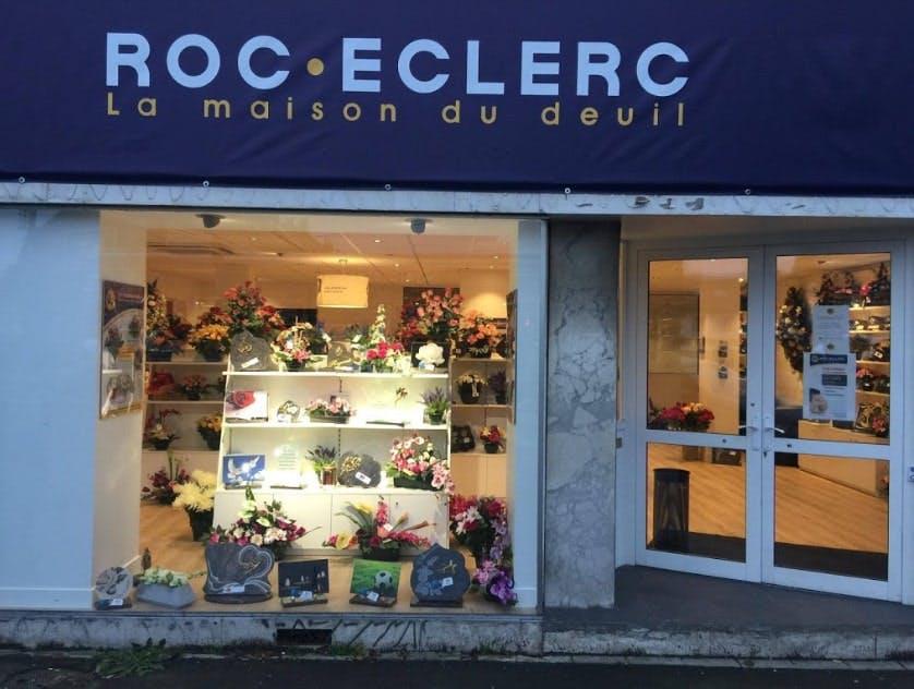 Photographies des Pompes Funèbres Roc'Eclerc à Valenciennes