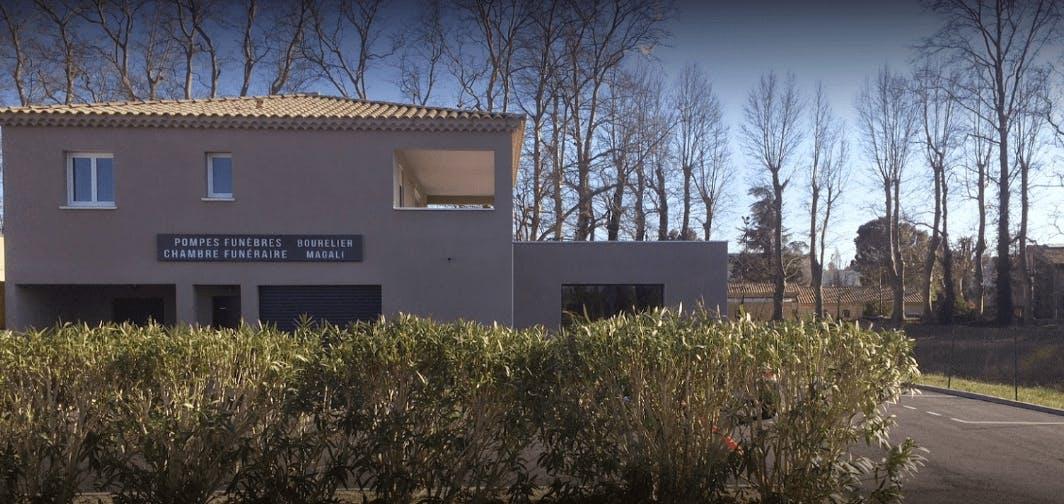 Photographie Pompes Funèbres BOURELIER MAGALI & Chambre funéraire Châteaurenard