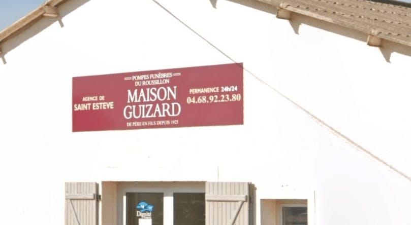 Photographie Maison Guizard - Pompes Funèbres et Marbrerie de Saint-Estève