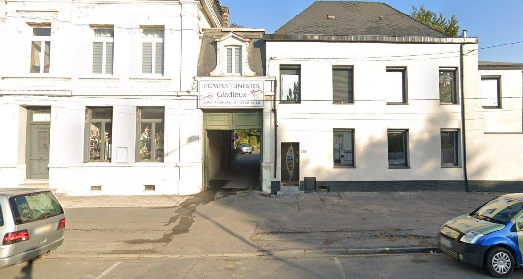 Photographies des Pompes Funèbres Gladieux à Fresnes-sur-Escaut