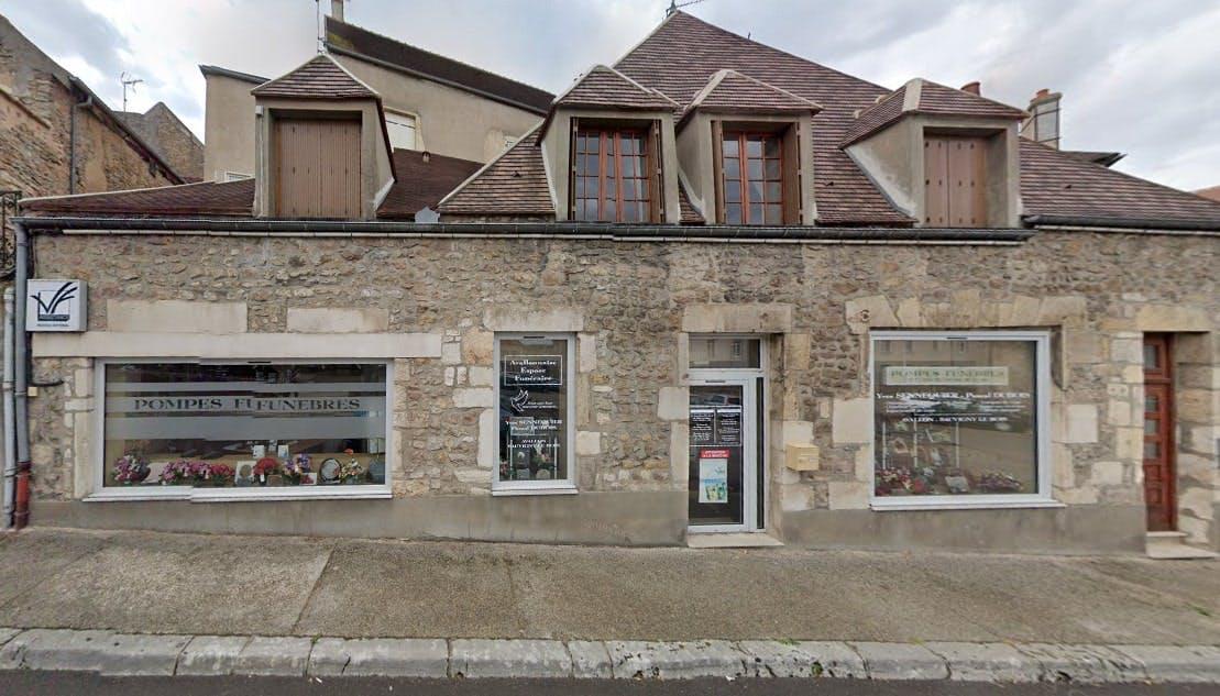 Photographies des Pompes Funèbres Avallonaise Espace Funéraire à Avallon