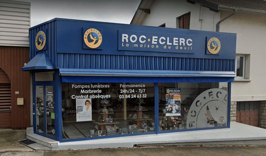 Photographie Pompes Funèbres Roc-Eclerc de Lons-le-Saunier