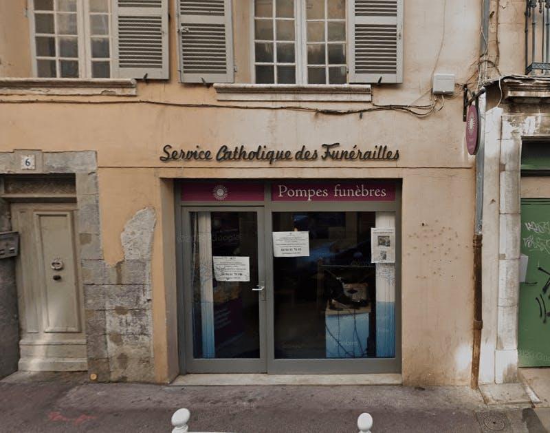 Photographie Service Catholique des Funérailles du Var à Toulon