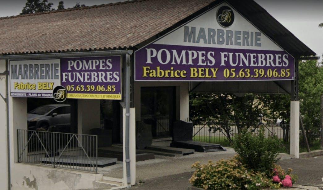 Photographie Pompes Funèbres BELY Fabrice de Moissac