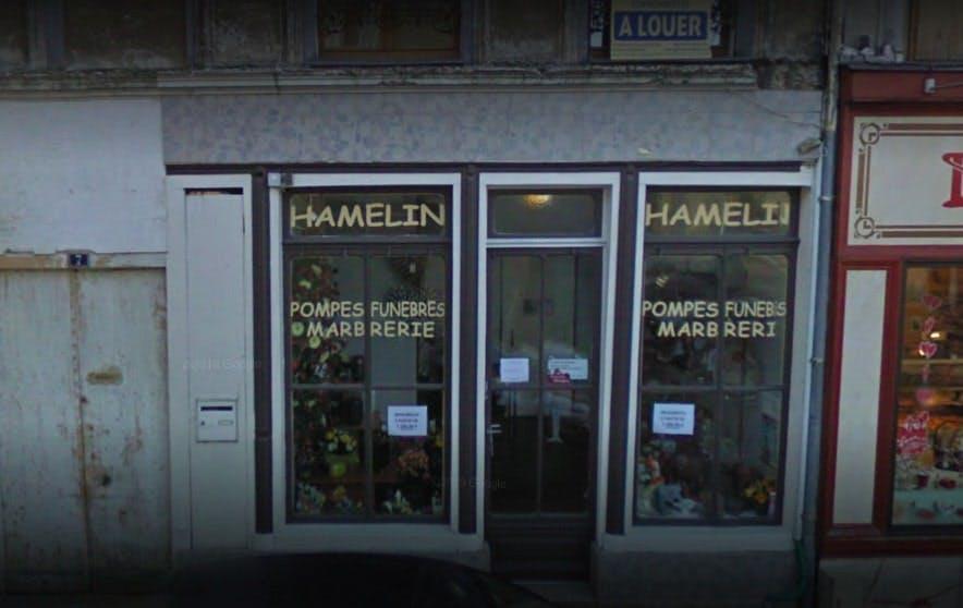 Photographies des Pompes Funèbres et Marbrerie Hamelin à Vendeuvre-sur-Barse