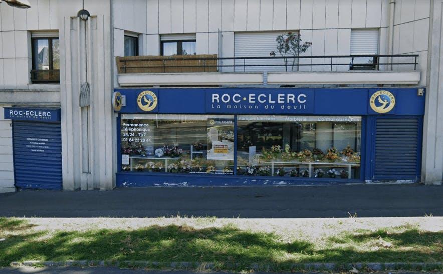 Photographie Pompes Funèbres Roc-Eclerc Kremlin-Bicêtre