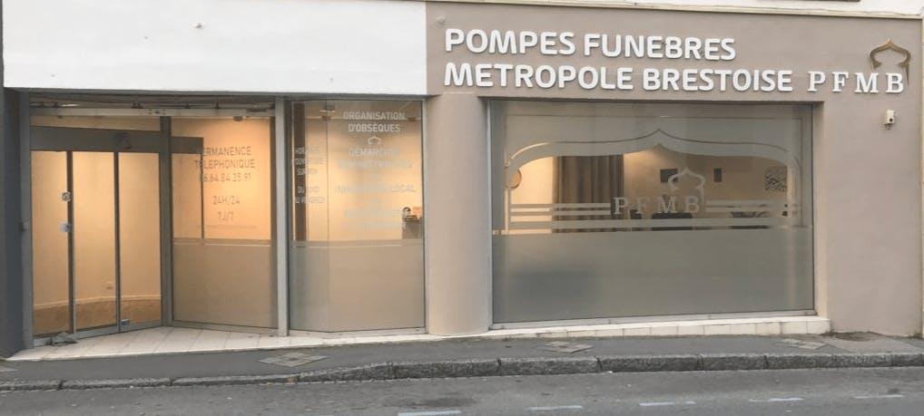 Photographie Pompes Funèbres Métropole Brestoise à Brest