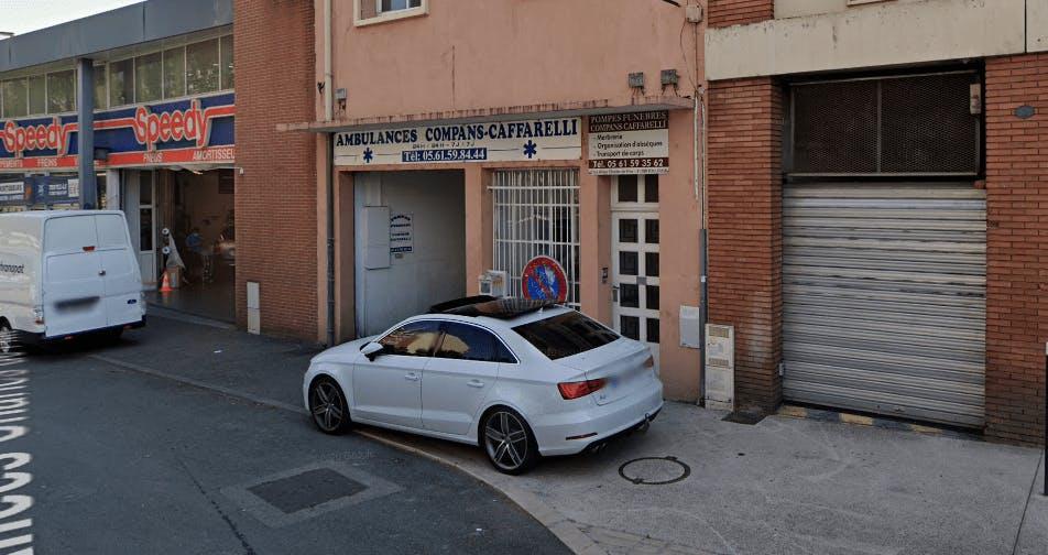 Photographie Pompes Funèbres Compans Caffarelli à Toulouse