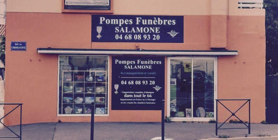 Photographie de l'Assistance Funéraire Salamone à Perpignan