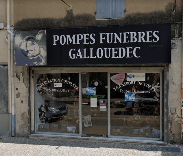 Photographie Pompes Funèbres Gallouédec Père et Fils de Saint-Gilles