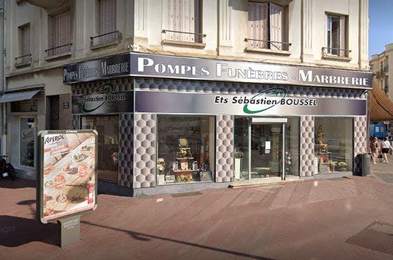 Photographie Pompes Funèbres Boussel Vichy